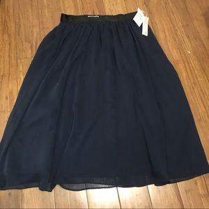 chelsea 28 Skirts - Nordstrom Navy Blue Skirt